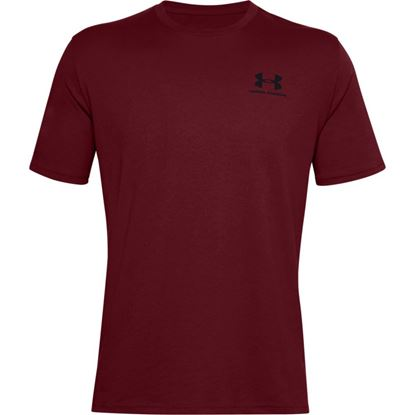 Picture of UA Sportstyle Left Chest Short Sleeve Tee